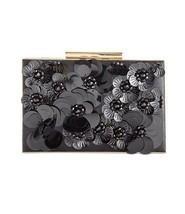 $110 INC International Concepts Adlee 3D Floral Clutch - $49.49