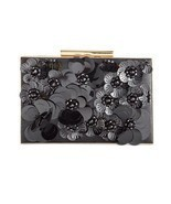 $110 INC International Concepts Adlee 3D Floral Clutch - £39.07 GBP
