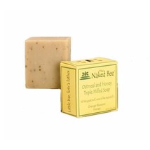 The Naked Bee Orange Blossom Honey Oatmeal & Honey Soap 78g/2.75oz - $12.97