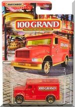 Matchbox - International Armored Car: MBX Candy Series - 100 Grand (2019) *Red* - $3.00