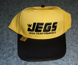 Brand New Yellow Jegs Baseball Hat Cap For Cocker Spaniel Rescue Charity - $10.24