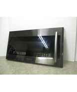 SAMSUNG MICROWAVE DOOR (DARK GRAY) PART # DE94-03611A - $125.00