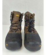 KEEN Steel Toe Work Hiking High Boots Lace-Up Shoes Mens ASTM F2413-11 S... - $84.14