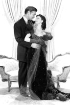 Clark Gable Vivien Leigh Gone With The Wind Striking Romantic Pose 18x24... - $23.99