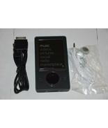 Microsoft Zune 30 GB Black Wi-Fi FM Radio AAC WMA MP3 Medi Player New ba... - $99.99