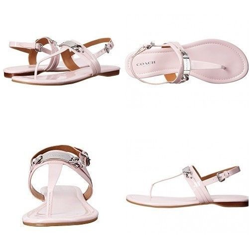 Primary image for COACH CATERINE SANDALS  - Petal