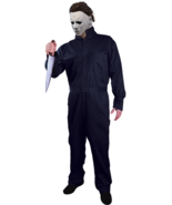 Trick or Treat Halloween 1978 Michael Myers Coveralls Adult Costume TTTI103 - $53.99
