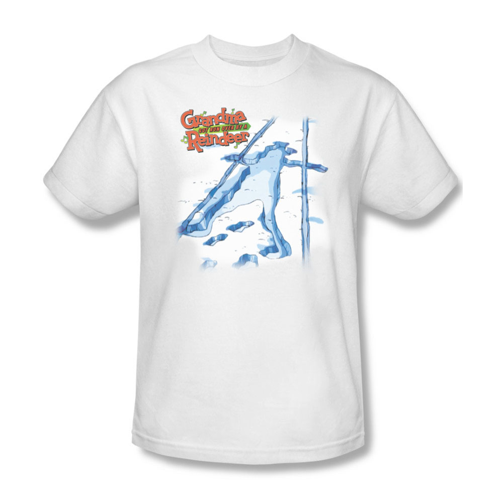 Grandma got run over reindeer christmas special for sale online graphic tee gma108 at