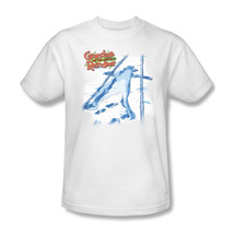 Grandma Got Run Over By Reindeer Christmas special Song Graphic T-shirt GMA108 image 1