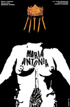 4572.Maria antonia.crown with knives.movie.POSTER.Decoration.Home wall art - $11.30+