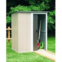 Outdoor Lawn Garden Tool Storage Shed - 4-Ft x 5-Ft - $375.00