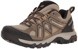 Salomon Mens Hiking Shoe image 2