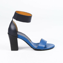 Chloe Color Block Leather Sandals SZ 37.5 - $160.00
