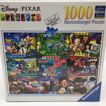 "Ravensburger Disney Pixar Movie Moments 1000 Piece Puzzle NEW SEALED 27""... - $24.30"