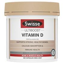 Swisse Ultiboost Vitamin D 400 Capsules - $302.38