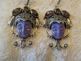 WORRIER GODDESS EARRINGS - £18.53 GBP