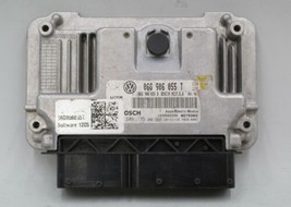 13 14 15 16 VOLKSWAGEN JETTA ECU ECM ENGINE CONTROL MODULE COMPUTER 06G9... - $59.39