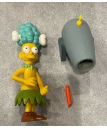 Simpsons Sideshow Mel World of Springfield Interactive Figure W/ Access - $13.81