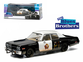 "1974 Dodge Monaco ""Bluesmobile\"" Blues Brothers Movie (1980) 1/43 Dieca... - $30.34"