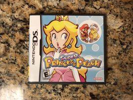 Super Princess Peach (Nintendo DS, 2006) - $47.00