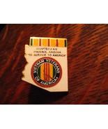 Vietnam Veterans Of America Pin - Phoenix Arizona USA Military Chapter L... - $19.79
