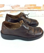 Josef Seibel Womens Size 6 (36) Oxford Shoes Air Massage Comfort Leather... - $14.84
