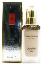 Elizabeth Arden Flawless Finish Perfectly Satin 24H Makeup SPF15 01 Alab... - $24.69