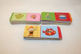 Playhouse Disney Jr Little Einsteins Dominoes Game Replacement Cards Pieces - $19.95
