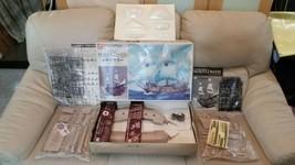 Imai 1/70 scale Mayflower sailing ship Plastic Model Kit Rare Unassembled - $142.50