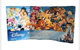 Disney Panorama of Friends 150 Piece Puzzle 30.7in X 15in Ages 9+ NEW - $14.04