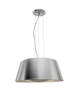 Access Lighting 23765-BSL Pendants Brushed Steel Metal SoHo - $168.00