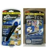 Quick Fix Liquid Plastic Welding UV Light Repair Pen Glue  ⭐⭐⭐⭐⭐ - $8.56