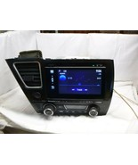 14 15 Honda Civic Touch Radio Cd Player & THEFT CODE 39100-TS8-A52 9XC2 ... - $198.00