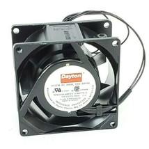 NEW DAYTON 4WT40 AC AXIAL FAN 30 CFM, RPM 2750 AMPS 0.13 WATTS: 12, 115 V image 1