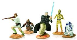 Star Wars Unleashed & Luke & droid set - $9.18