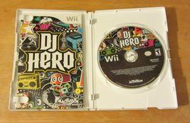 Nintendo Wii DJ Hero Start the Party image 3