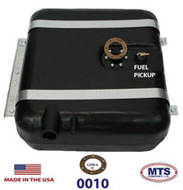 PLASTIC FUEL TANK MTS 0010 FITS 47-63 WILLYS PICKUP & WAGON 14 GALLON image 2