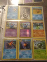 109 Mixed lot Pokemon Card Basic, Uncommon, common, Holo, Reverse holo - $107.91