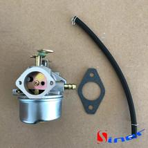 Carburetor Carb for Tecumseh 640349 640052 640054 8hp 9hp 10hp HMSK80 HM... - $12.40