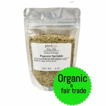 Popcorn Sprinkle   Black Truffle & Sage Popcorn Salt - $12.46+