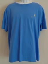Polo Ralph Lauren Size XL MCLASSICS Blue Cotton New Mens Short Sleeve Shirt - $58.41