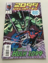 2099 Unlimited (1993) #1 Signed by Chris Wozniak VF Very Fine - $19.80