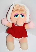"Muppet Babies MISS PIGGY 10"" McDonalds Plush To... - $12.84"