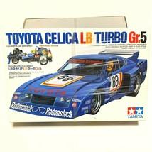 Tamiya 1/24 Sports Car Series No.7 TOYOTA CELICA LB TURBO Gr.5 Unopened ... - $65.00