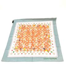 AUTHENTIC LOUIS VUITTON Monogram bandana Tagged Scarf 402336 - $160.00