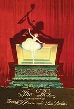 The Box Theatre - Art Print - $19.99+
