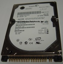 "NEW ST9100825A Seagate 100GB IDE 2.5"" Hard Drive Free USA Ship Our Drives Work"
