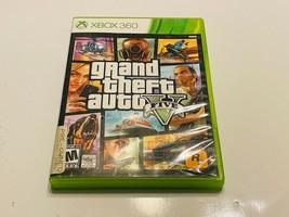 Microsoft XBOX 360 - Grand Theft Auto V Five - $10.00