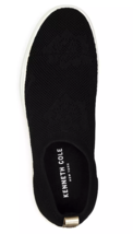 Kenneth Cole New York Women's Black Korden Floral Knit Slip-On Shoes Sneakers 9 image 4