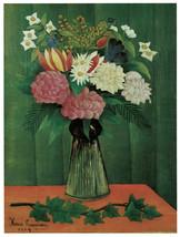 "16x20""Poster on Canvas.Home Room Interior design.Flower bouquet vase.6458 - $46.75"